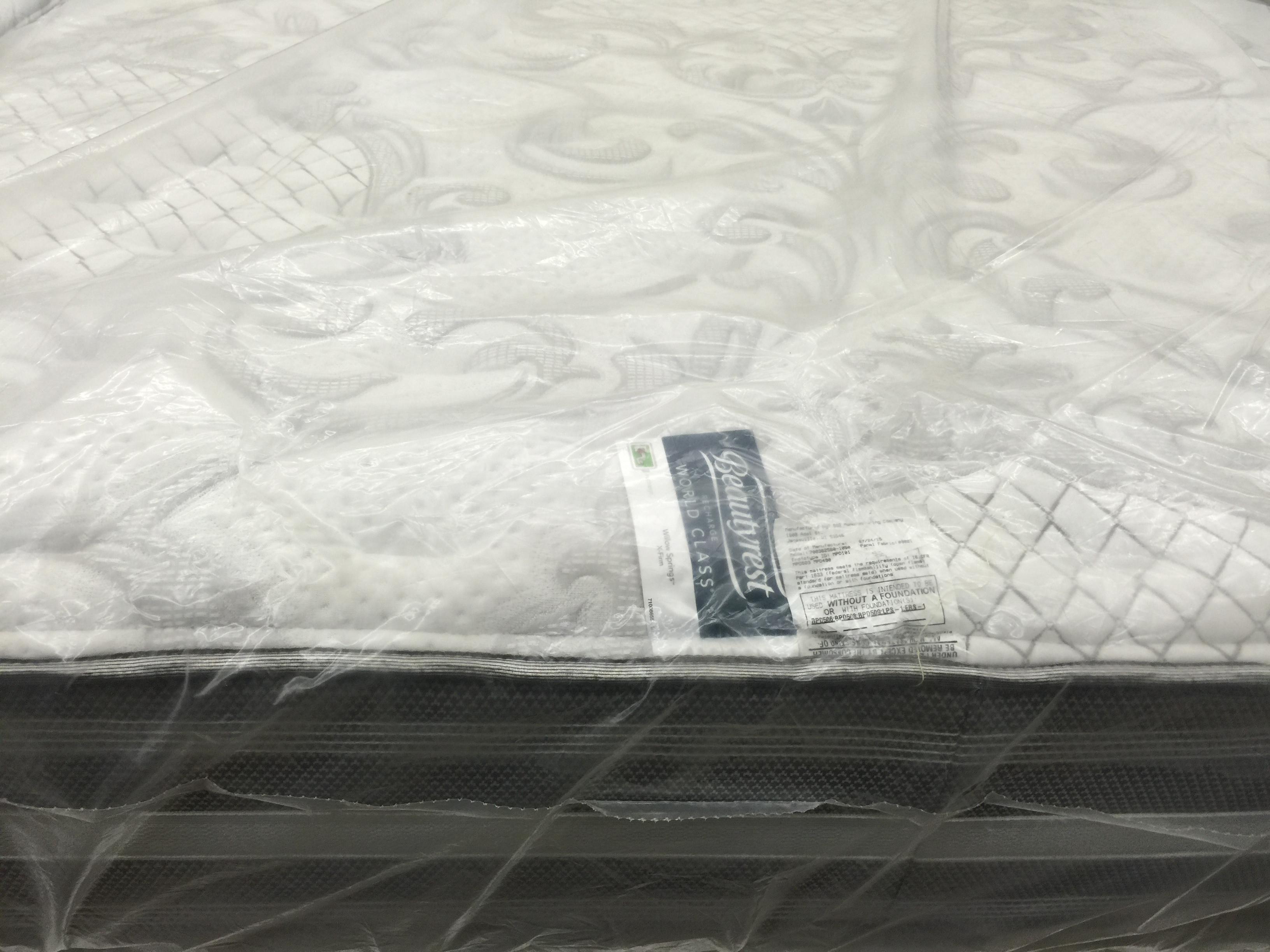 simmons beautyrest world class extra firm queen mattress - Simmons Beautyrest World Class
